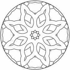 Resultado de imagem para molde de mandalas para imprimir