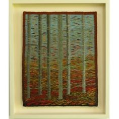 'Delicate Descent' Tapestry by Louise Oppenheimer