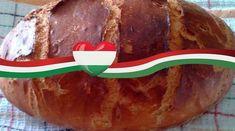 Szív küldi: Szép ünnepet kívánok! Legyen finom, friss kenyér mindannyiunk asztalán! Ma, holnap és mindörökké! Bread, Food, Brot, Essen, Baking, Meals, Breads, Buns, Yemek
