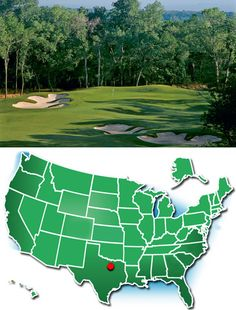 The Top 20 Cities For Golf  List #1 =  Fort Worth / Dallas via Golf Digest