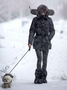 Blizzard Beauty - Olivia Palermo's Best Winterproof Looks - Photos