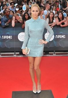 Fabulously Spotted: Laura Vandervoort Wearing The 2nd Skin Co - MuchMusic Awards 2014 - http://www.becauseiamfabulous.com/2014/06/laura-vandervoort-wearing-the-2nd-skin-co-muchmusic-awards-2014/