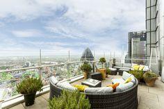 London's best 5 luxury roof terraces 3