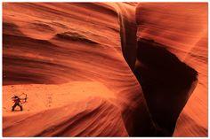 Upper Antelope Canyon | Upper Antelope Canyon – Owl Canyon