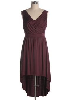 A sure favourite! Classy and versatile wine coloured dress with hi-low hem and bust accents and stretch for a perfect fit. 95% rayon, 5% spandex Stretchy Not lined Indie, Retro, Party, Vintage, Plus Size, Convertible, Cocktail Dresses in Canada Class Act Dress in Wine -