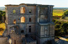 Abbaye de Montmajour - Pays d'Arles - Provence - France