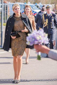 Koningin Máxima brengt werkbezoek aan Koppert Cress