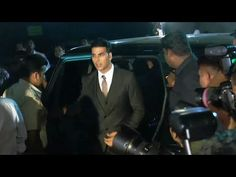 Akshay Kumar at the red carpet of 16th Mumbai Film Festival 2014.