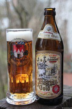 Märzen Gold der Brauerei Hebendanz aus Forchheim | www.braue… | Flickr