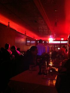breaking out the disco ball for a birthday party in an Indian restaurant (east village, NYC)