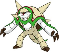 4cd2f6f4 Chespin, Quilladin, and Chesnaught Chespin is one of the three starter  Pokemon available for trainers starting off in the Kalos region in the gene