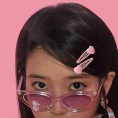 Pelo Ulzzang, Ulzzang Girl, Kpop Aesthetic, Pink Aesthetic, Kpop Girl Groups, Kpop Girls, Girl Hair Colors, Pop Idol, Cute Icons