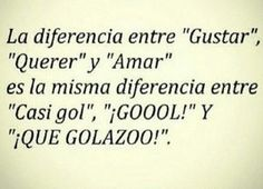 amar - Buscar con Google #futbolchistes Barcelona Futbol Club, Soccer, Lettering, Words, Quotes, Real Madrid, Wisdom, Thoughts, Iphone