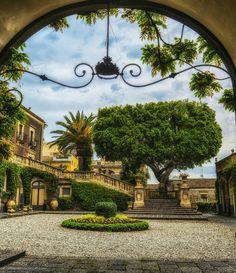 Villa Cerami, Catania, Sicily #catania #sicilia #sicily #catania #sicilia #sicily