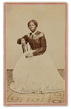A Newly Discovered Photograph of Harriet Tubman Heads to Auction