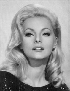 How come I'm only just learning about this classic beauty now...Virna Lisi, Italian actress