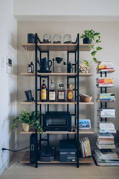 Decor, Home, Bookcase, Shelves, Interior, Ladder Bookcase, Room, Room Tour, Home Deco