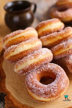 Oponki piwne Churros, Sweets Recipes, Baking Recipes, Food N, Food And Drink, First Communion Cakes, Yummy Ice Cream, Polish Recipes, Dessert For Dinner