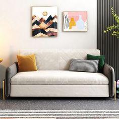 The best sleeper sofa & sofa transitional beds – Home Decor Sofa Bed Living Room, Living Room Decor Furniture, Sofa Cumbed Design, Buy Sofa, Sofa Sofa, Low Back Sofa, Sofa Bed For Small Spaces, Best Sleeper Sofa, Yurts