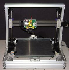 3ders.org - Aluminatus TrinityOne 3D printer available for pre-order now   3D Printing news