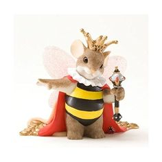 Charming Tails Queen Bee Figurine 4025769 Enesco http://www.amazon.ca/dp/B00U0E1YLA/ref=cm_sw_r_pi_dp_qkRjvb1YQ50FV