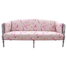 Check out this item at One Kings Lane! North Hickory Upholstered Sofa