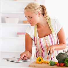 Get Organized: How to Digitize Your Recipes - detailed instructions with video, too