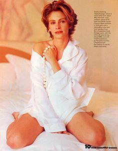 Julia Roberts | by Matthew Rolston | Harper's Bazaar Magazine US | September 1990