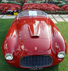 1948 Ferrari 166 MM (166mm, Mille Miglia) |