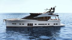 Adler Suprema – 23m pure luxury designed by Nuvolari Lenard