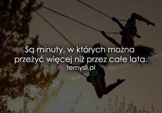 TeMysli.pl - Inspirujące myśli, cytaty, demotywatory, teksty, ekartki, sentencje In Other Words, Motto, Horoscope, Sentences, Texts, Mindfulness, Romantic, Thoughts, Humor