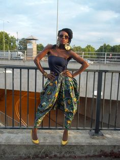 african print trousers for ladies - Google Search