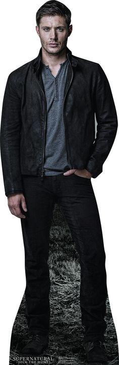 Supernatural Dean Winchester Cardboard Standup