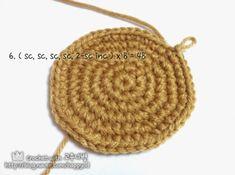 [코바늘] 바구니 뜨기 _ 도안,과정샷 : 네이버 블로그 Knitted Hats, Crochet Hats, Knitting, Blog, Fashion, Knitting Hats, Moda, Tricot, Fashion Styles