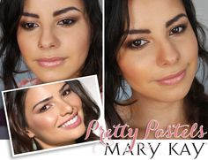 Mary Kay Pretty Pastels Makeup   Giveaway