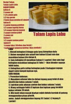 Talam Lapis Labu