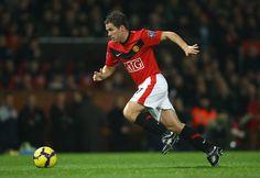 ~ Michael Owen of Manchester United ~ Michael Owen, Soccer Pictures, Manchester United, Premier League, The Unit, Football, Sports, Soccer, Hs Sports