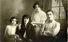 Bir aile  İstanbul, 1925
