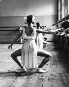CORNELL CAPA (BORN 1918), Bolshoi Ballet School, Moscow.