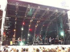 Bløf knalt op BOA festival Eindhoven 7 september Eindhoven, September, Music Instruments, Concert, Musical Instruments, Concerts