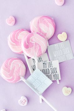 """""""My Life Would Suck Without You"""" Free Printable Valentines Little Valentine, Valentine Day Crafts, Valentines, Without You, Free Printables, Kelly Clarkson, Projects To Try, Joy, Gifts"""