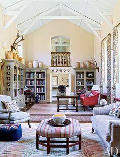 5 Rich Interiors by Robert Kime Ltd. Photos   Architectural Digest