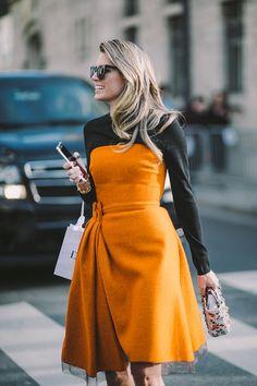 Fashion Week in Paris, Spring 2016: street style, Buro 24/7