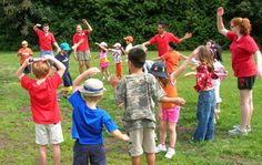 Games and Activities for Summer Camp Kids