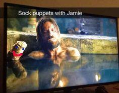 Jamie's playtime:
