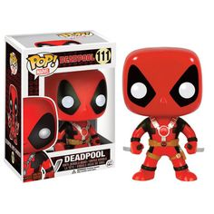 Deadpool Movie Pop! Vinyl Figure Deadpool Two Swords : Forbidden Planet
