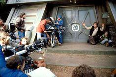 L'envers du décor : 23 photos rares du tournage de la première trilogie Star Wars