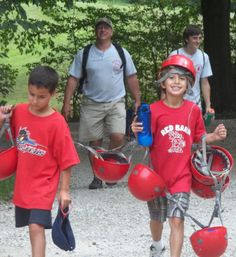 Heading to the High Ropes for some Teambuilding.