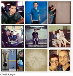 I just turned my Instagrams into magnets with #Sticky9! Get 15% off your order with FRIENDWS37