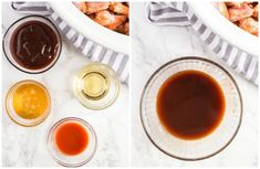 Step By Step Photos for Cooking Crock Pot Wings. Mixing the Honey BBQ Sauce